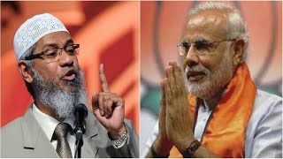 Dr-Zakir-Naik against narendra modi change notes