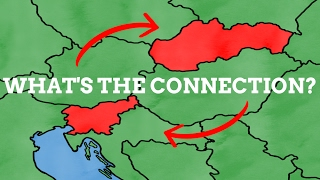 Why Do Slovakia & Slovenia Have Such Similar names?