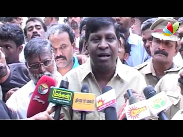 Vadivelu, P Suseela and more Kollywood Celebs at T. M. Soundararajan (T.M.S) Funeral