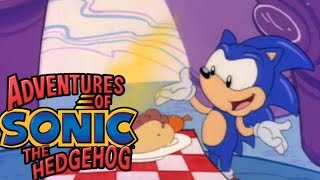 Adventures of Sonic the Hedgehog 107 - Trail of the Missing Tails