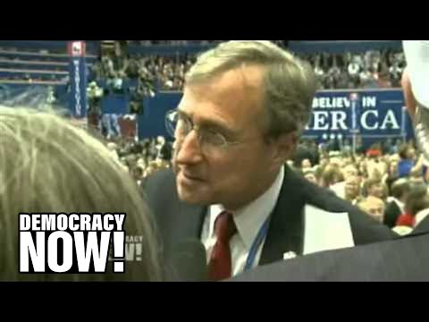 Amy Goodman Questions Top GOP Donor David Koch: Does Unchecked Money Subvert Democracy?