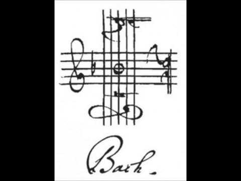 Бах Иоганн Себастьян - Cantata BWV 3 - Ach Gott, wie manches Herzeleid