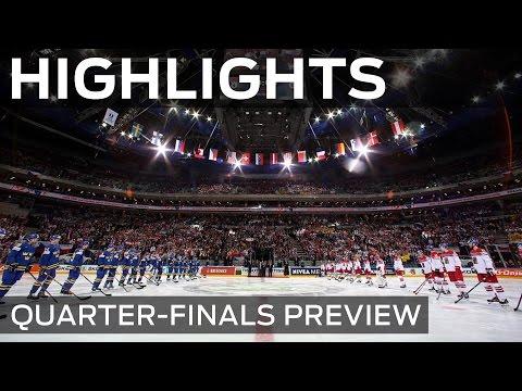 The Quarter-Finals: Get Inspired!| #IIHFWorlds 2015