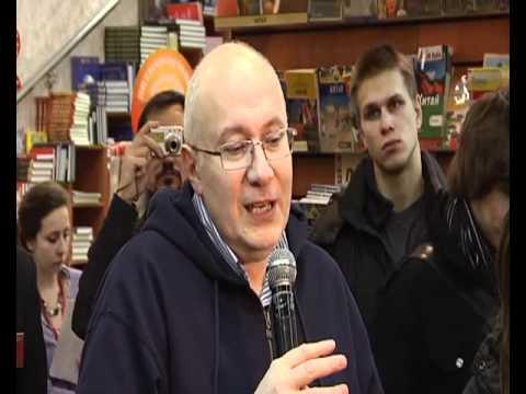 Матвей Ганапольский в Библио-Глобусе