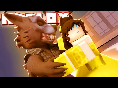 BEAUTY AND THE BEAST IN ROBLOX!