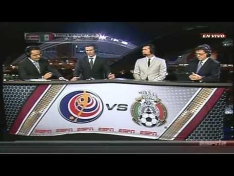 Futbol Picante, Costa Rica 2 Mexico 1 Rumbo a Brasil 2014, 15Oct2013