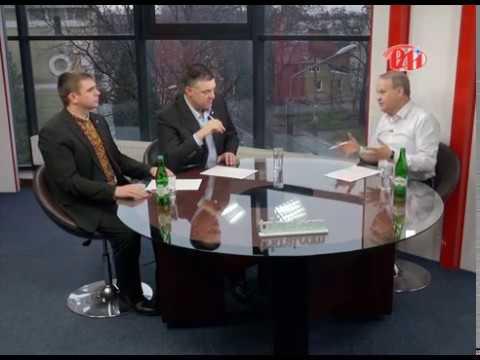 """""""Новий погляд"""": Олег Тягнибок та Михайло Королик"""