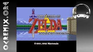 """Legend of Zelda: A Link to the Past OC ReMix by RebeccaETripp: """"Divine Princess of Destiny"""" (#3724)"""