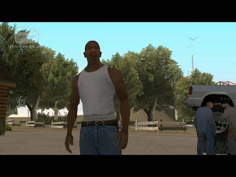 GTA San Andreas - Walkthrough - Mission #65 - Monster (HD)