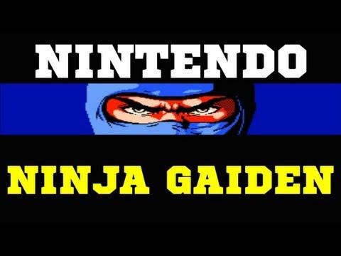 Обзор Ниндзя Гайдн (Ninja Gaiden / Rukenden)