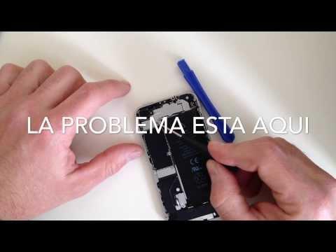 Como arreglar iphone 4 4S si no te oyen Durante la llamada pero micrófono funciona