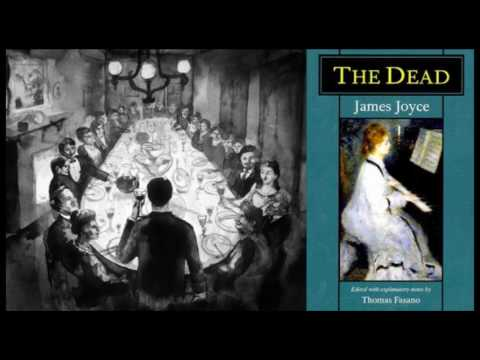 the maturity of gabriel in james joyces the dead Gabriel conroy and wife greta attend an early january dinner with friends at the home of his spinster aunts james joyce (story dubliners) the dead (1987.