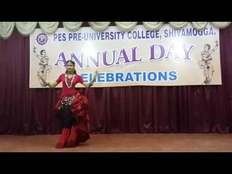 Tribal belly dance by Supritha Doddamane