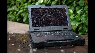 Đánh Giá Chiếc Laptop Quân Sự Latitude Rugged 7404 Siêu Độ Bền