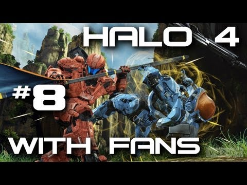 Halo 4 Fan Game Night + Facecam w/ Kootra & Ze Part 8