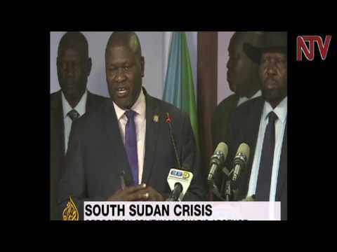 Embeera e South Sudan: United Nations erabudde salva kiir
