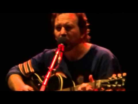 Eddie Vedder - Imagine 2014 (Official Audio) Multicam