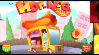 Kids games to play for free online - Hot dog monster truck game for kids