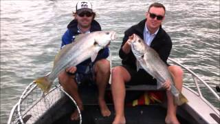 Spring Fishing in the GC Seaway 2015