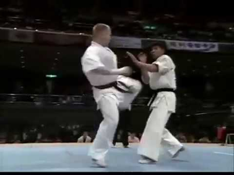 Elite Kyokushinkai Karate Fighters