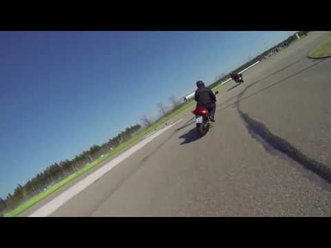 ADAC Motorrad Fahrsicherheitstraining - 2013