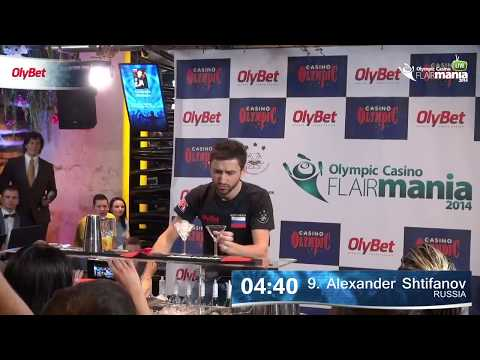 Alexander Shtifanov Final Olympic Casino Flair Mania 2014