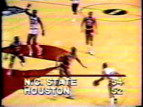 1983 North Carolina State Wolfpack Baskeball
