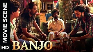 Riteish's million dollar logic for his band | Banjo | Movie Scene