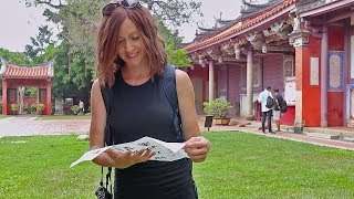 Tainan Ancient City Tour | Taiwan's BEST Travel Experiences
