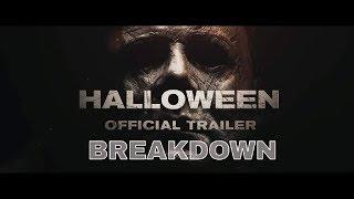 HALLOWEEN (2018) Official Trailer BREAKDOWN (Hindi)