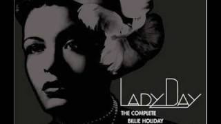 Watch Billie Holiday You Showed Me The Way video