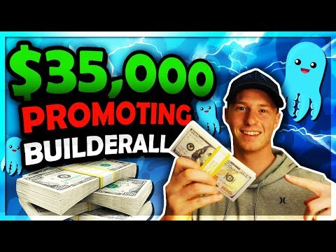 How I  Made $35,000 Promoting Builderall (NO ONE WILL SHOW THIS)