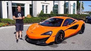 What makes the 2019 McLaren 600LT so MIND BLOWING?