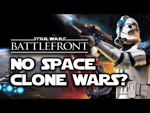 Star Wars Battlefront 3 2015 Reactions: No Single Player Campaign. No Space Battles & Clone Wars