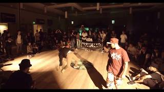 Finał Popping na Style elements 22nd ann: Just Pops vs Lil Wiz
