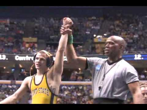 2009 NCAA DI Wrestling Championships Video