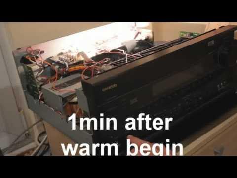 Onkyo TX-NR807 NoSound problem FIX!