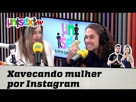 Como xavecar mulher por Instagram? Com Vitor Kley