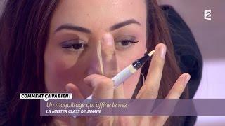 [BEAUTÉ] Affiner son nez avec du maquillage #CCVB