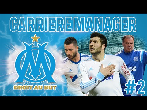 FIFA 15 ••► CARRIERE | MARSEILLE #2 | RECRUTEMENT INTENSIF