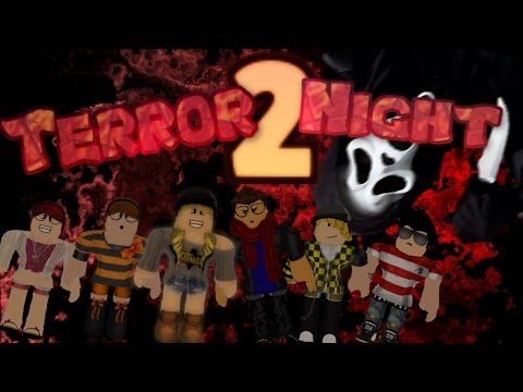 Terror Night 2!  (Roblox Horror Movie)