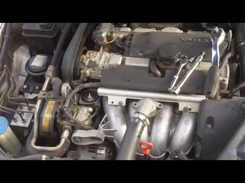 MG52 - Volvo S40 Thermostat Replacement