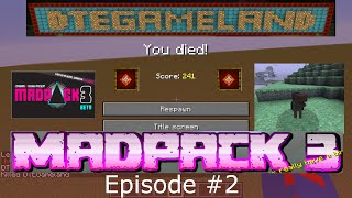 Mad Pack 3 EP  2