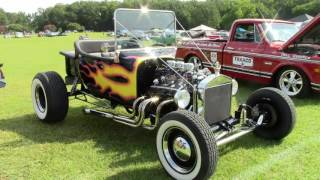 Decatur, Al. Point Mallard Park Car Show July 2016