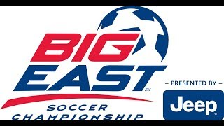 Men's Soccer Semifinal - #5 Butler at #1 Georgetown