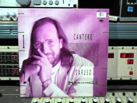 Andrea Mingardi   Caruso  12   45 RPM 1992 Remasterd by B.v.d.M 2014