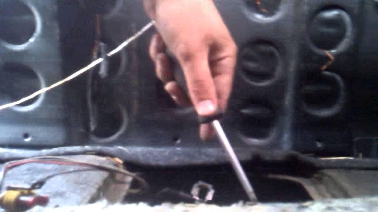 Фото №13 - замена бензонасоса ВАЗ 2110 инжектор