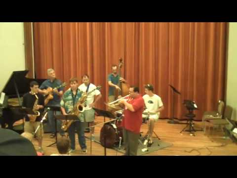 Dave Stryker-led combo @ Aebersold Workshop, 2009