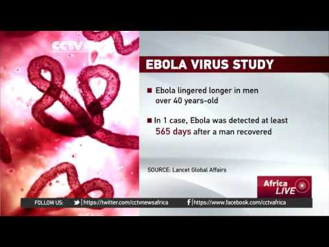 a study on the ebola virus