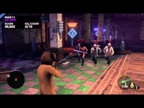 Saints Row: The Third  Whored Survival Mode 